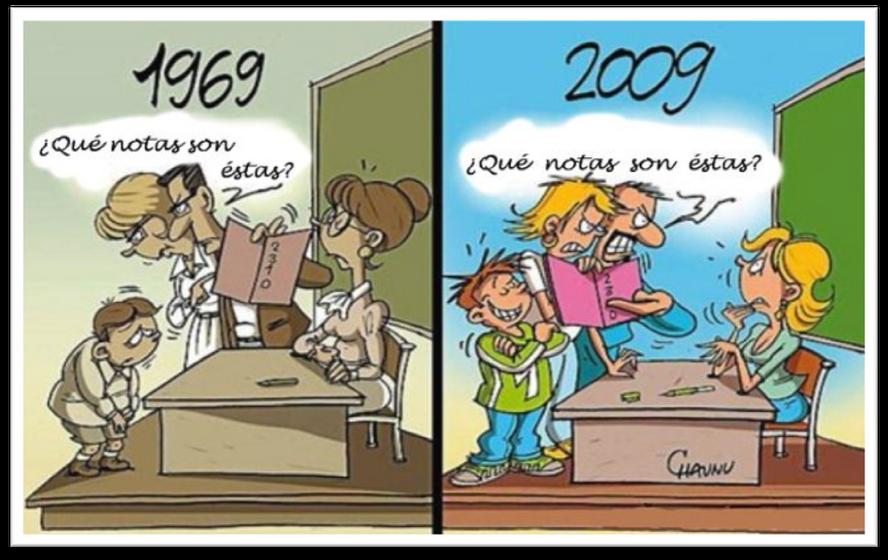 оценки, сын, учительница, родители