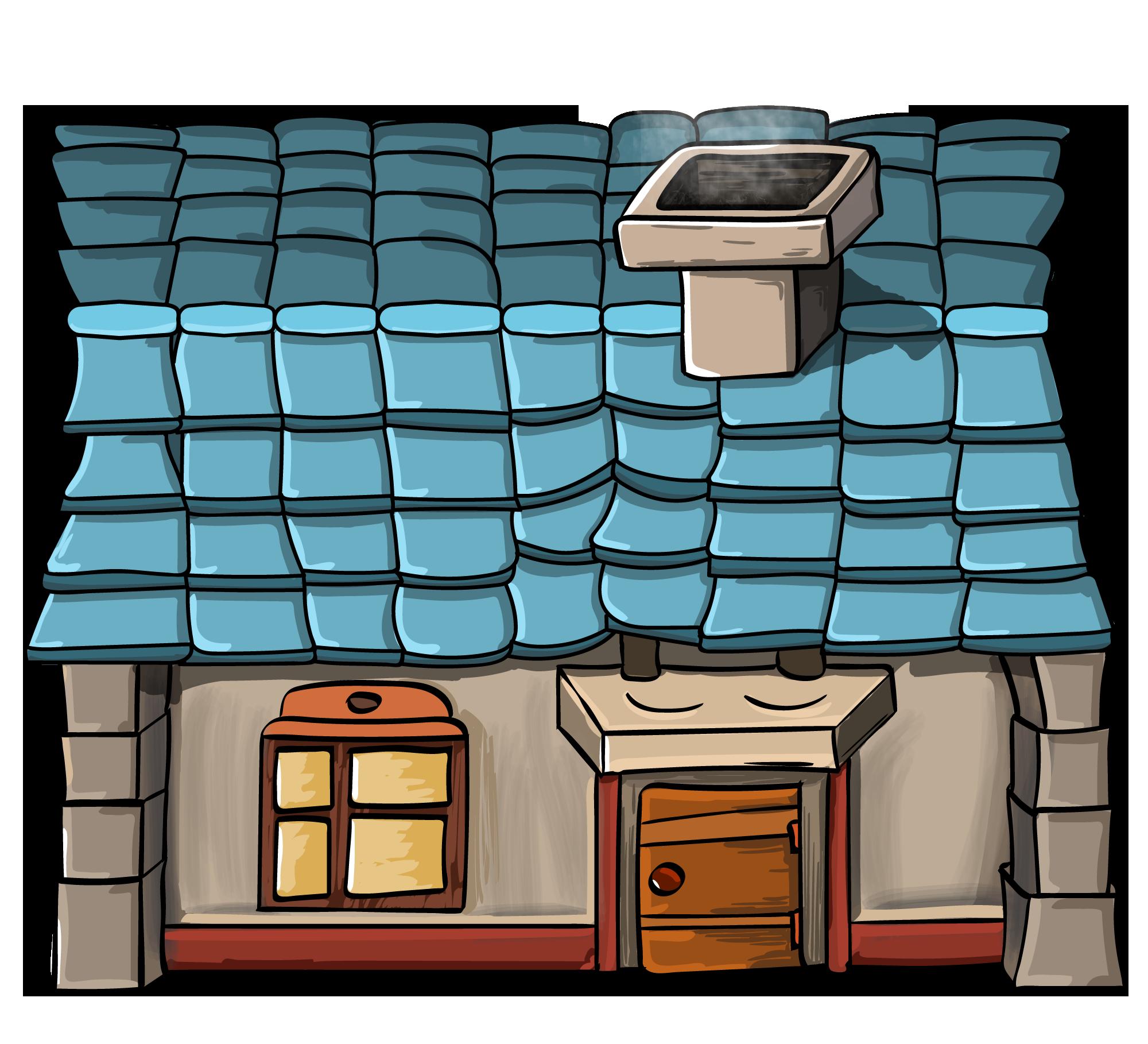 Дом для РПГ
