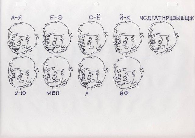 Синхронизация губ