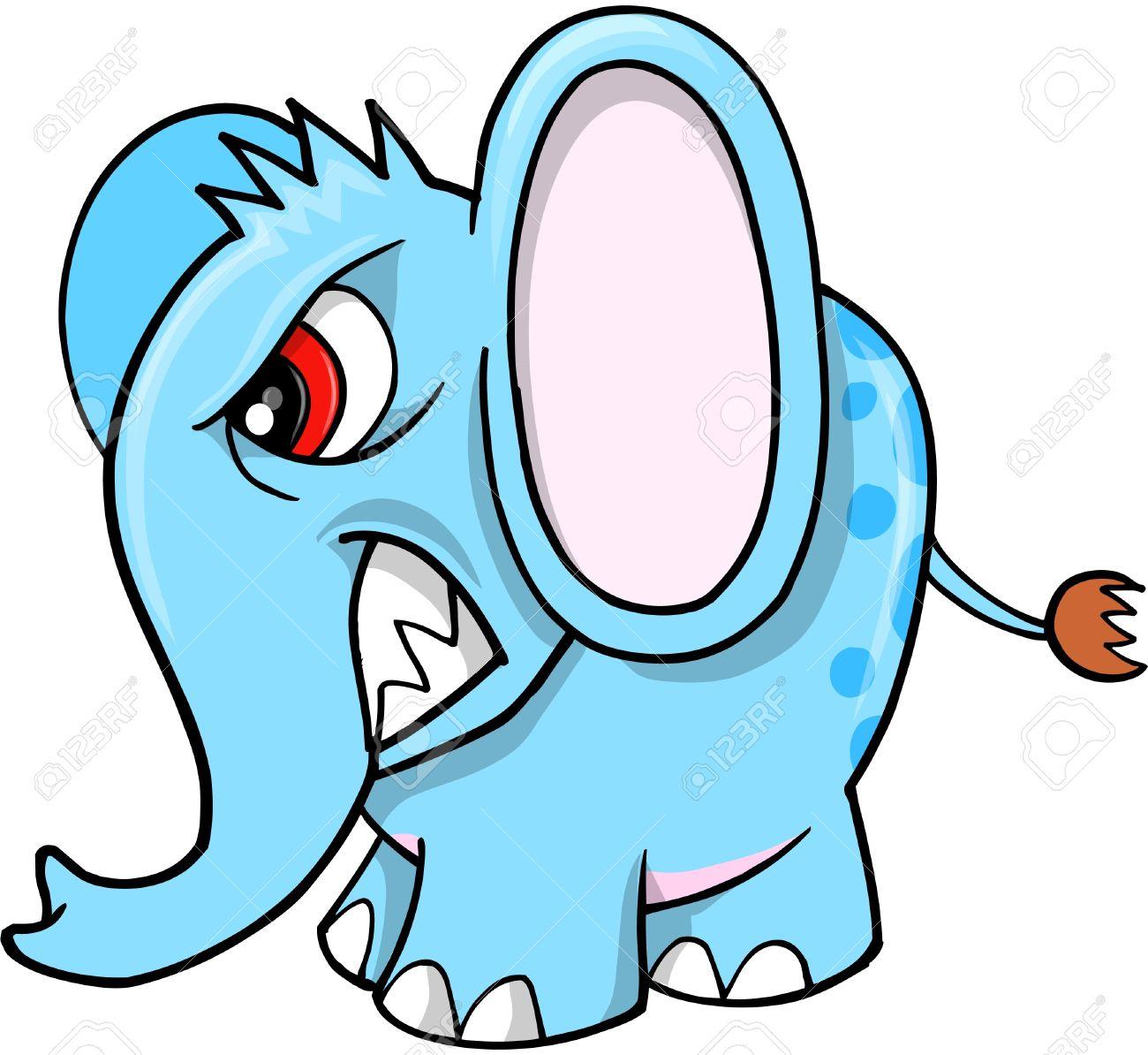 Злой слон