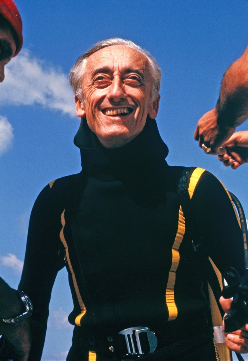 jacques cousteau Part 1 of a series about the watches worn by jacques-yves cousteau and his team on the calypso.